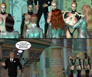 Halloween Havoc: Hell Hath No Fury 1-5 - part 4
