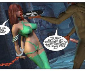 Mindy - Sex Slave On Mars c376-400 - part 15