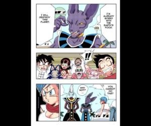 Dragon Ball Super X Bulma and..