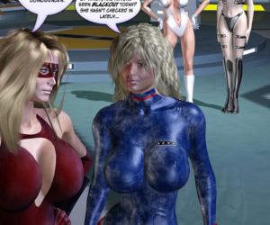 Superheroine Squad 1 - 23 - part 5