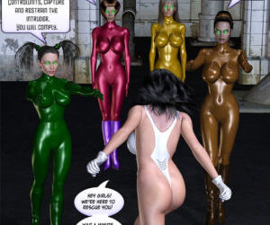 Superheroine Squad 1 - 23 - part 13