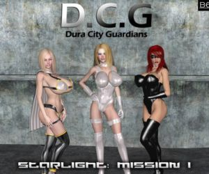 Dura City Guardians in Starlight..