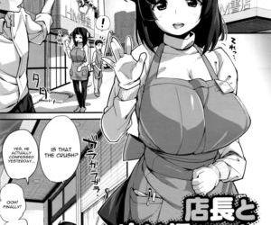 Tenchou to Yuiho-chan - Manager..