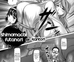 Shitamachi Futanari - Shimomachi..
