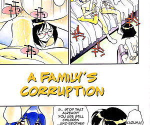 Haitoku no Kazoku - A familys..