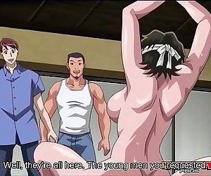 Hentai school girl in Schoolzone..
