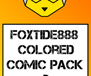Foxtide888 Colored Comic Pack 02