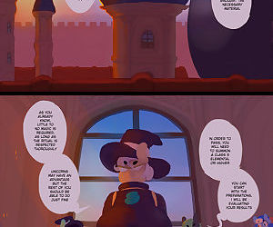 Pony Academy- Chapter 6: Candy Core