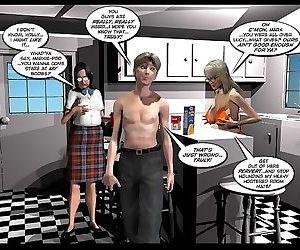 Comics Huge dick 3d porn comics anime hentai.. 3d