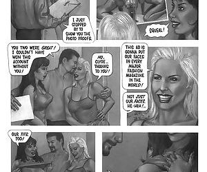 Comics Two chicks tortured in wild bdsm comix.., bdsm  toon