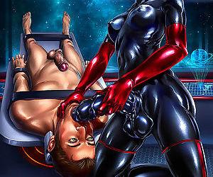 Comics Random futanari porn - part 5, shemale  All