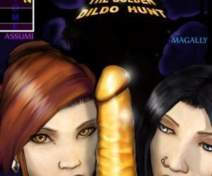 Golden Dildo Hunt- World Porncraft