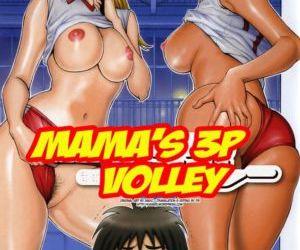 Comics Daigo – Mama's 3p Volley, comix incest  incest