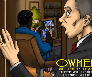 Owned- Illustrated interracial