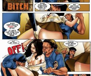 Comics Prison Bitch- Catfight Central, group  forced