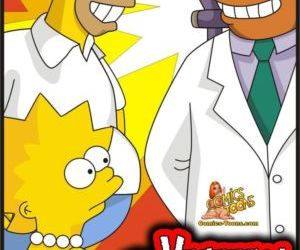 The Simpsons – Visiting Doctor