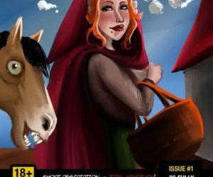 Comics Mavruda – Red Riding Hoe hardcore