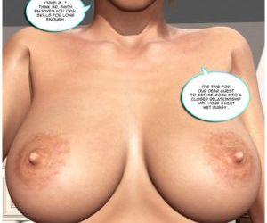Comics Daughter- Mother A lot of Money - part 4, blowjob , interracical  lesbian