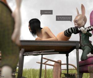 Comics Mad Alyss- Amusteven - part 4, 3d  pussy licking