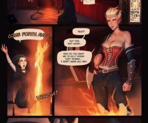 Comics PrismGirls- Hella Tvax, shemale , blowjob  lesbian