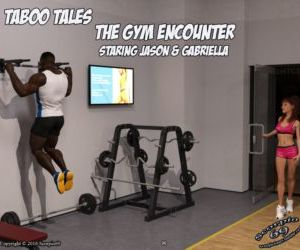 Comics The Gym Encounter- Taboo Tales, blowjob , interracical  futanari & shemale & dickgirl
