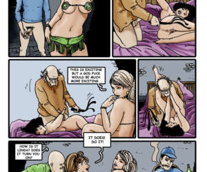 Comics Sex Game Part 3 - part 2, group , western  All