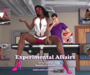 Comics Experimental Affairs- Jimjim, blowjob  cumshot