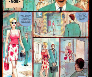 Comics Love One Another- Ignacio Noe, blowjob , western  erotic