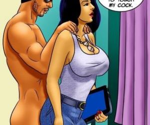 Comics Savita Bhabhi -71 – Pussy on.. group