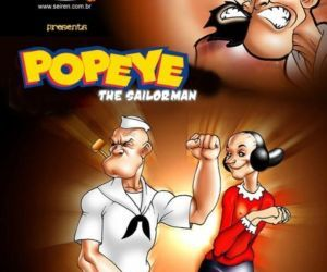Comics Popeye-The Dance Instructor seiren