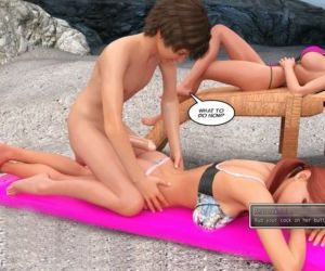 Comics Sister and Mom- Icstor – Incest.., threesome  blowjob