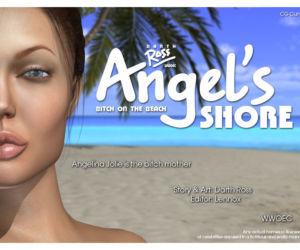 Angelina Jolie- Angel's Shore