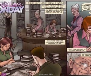 SluttishXXX – Ginnys Week Monday