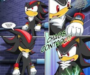 Jinxed Shadow- Pal Comix
