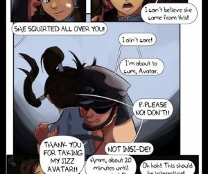 Comics The Legend of Korra- Apprehended -.., blowjob  forced