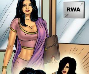 Comics Savita Bhabhi 63- Candidate Running..