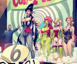 Comics Con-fused 6- Mind Control lesbian