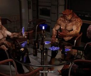 Comics DarkSoul3D- Poker Game, blowjob  monster
