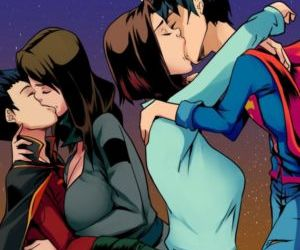 Comics Aya Yanagisawa- Super Sons Ch 1, blowjob  bigass