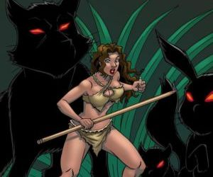 Comics Shrink Fan- Survival of the Smallest lesbian
