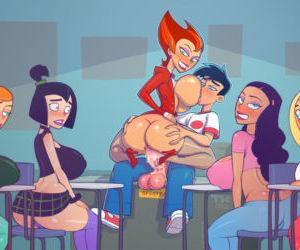 Comics Danny Phantom- Turk128-.., cumshot  big cock