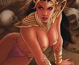 Comics Warlord of Mars- Dejah Thoris 32 milf