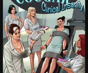 Comics Coochie Cougar 2- Clinical Insanity nurse