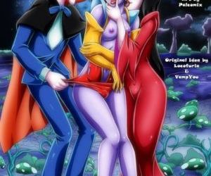 Comics Palcomix- Space Vampires, pussy licking , threesome  pussy-licking