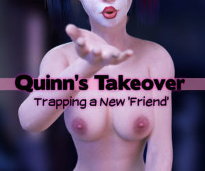 Comics Strapy- Quinn's Takeover shemale