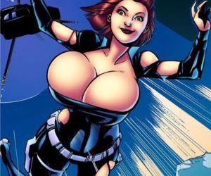 Comics Incognito- Agent GTS 8, fantasy  milf