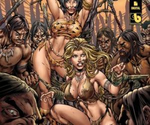 Comics Boundless- Jungle Fantasy Survivor 4, blowjob  milf