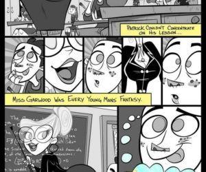 Comics Rick fields- Jab Comix jab comix
