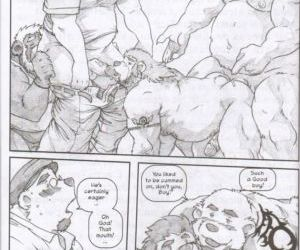 Comics The Legacy Of Celunes Werewolves 3, furry  gay & yaoi
