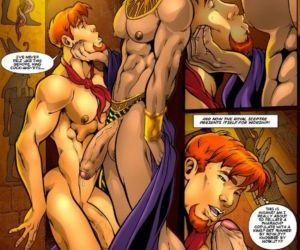 Comics The Incredibly Hung Naked Justice 2 -.. yaoi